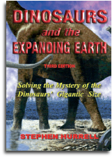 Dinosaurs and the Expanding Earth by Stephen Hurrell